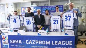 Senjamin Burić potpisao za Zagreb