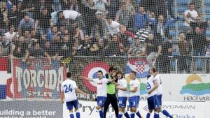 U Hrvatskoj se i publika vraća na stadione