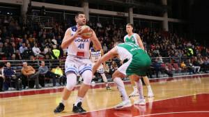Igokea za Ligu prvaka razigrava u Bugarskoj