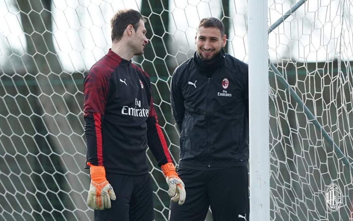 Asmir Begović ostaje sutra bez debija za Milan?