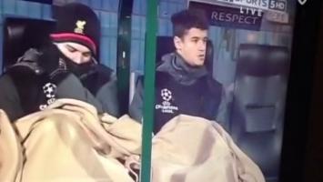 Coutinho, sram te bilo, šta to radiš ispod deke?