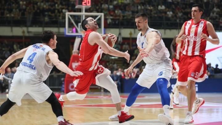 Ivanović i Gordić odveli Budućnost do trijumfa u Beogradu