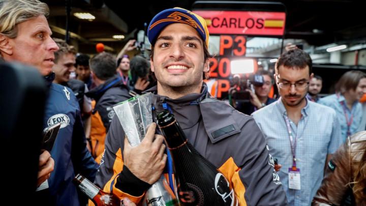 Seidl: Sainz je budućnost McLarena