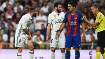 Otkriveno šta je Carvajal rekao Suarezu na utakmici