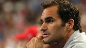 Federer rijetko pokazuje emocije, no u današnjem intervjuu se rasplakao