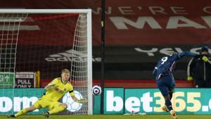 Arsenal rutinski protiv Sheffielda