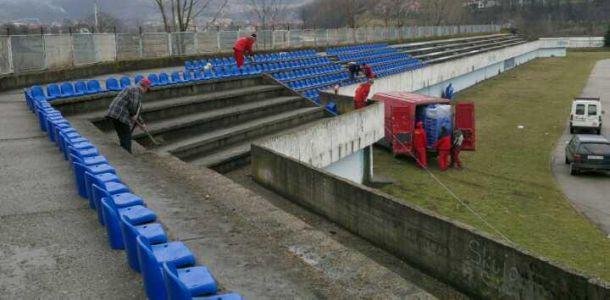 Gradina će domaće utakmice igrati u Srebreniku