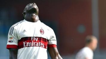 Ni Balotellijeva čarolija ne pomaže Milanu