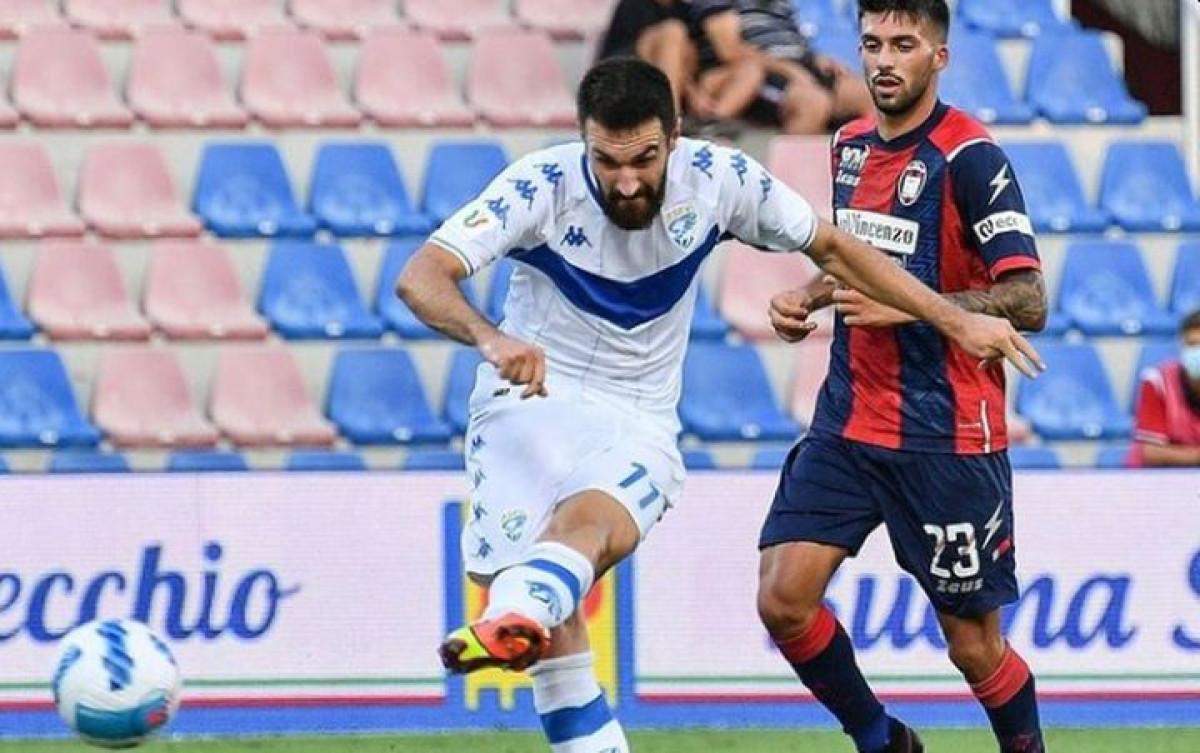 Fantastični Riad Bajić s dva gola srušio Ternanu u debiju za Bresciju