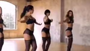 Georgina erotskim plesom 'zapalila' maštu muškarcima