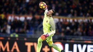 Szczesny neće ostati u Romi već će zabiti nož u leđa klubu?