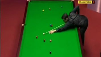 Ding i O'Sullivan odigrali najbolju sesiju na turniru