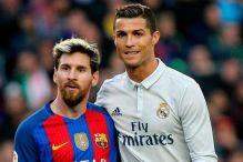 Najplaćeniji igrač na svijetu: Ronaldo nadmašio Messija