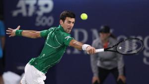 Novak Đoković osvojio turnir u Dubaiju