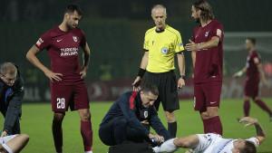 Nije mu lako: Kada fudbaleri Sarajeva sjede u restoranu očito se zna ko plaća račun