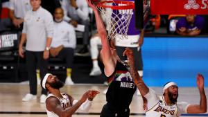 Nuggetsi se ne daju: Jokić, Murray i Grant presudili Lakersima za prvu pobjedu u finalu Zapada