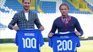 Kosorić i Bekrić u odabranom društvu