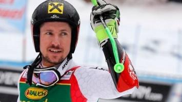 Matt najbrži, Hirscheru slalomski globus