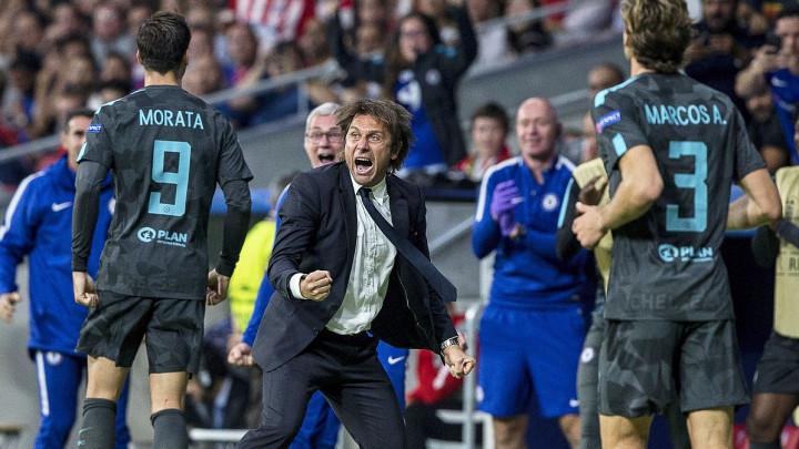 """Dok se čeka transfer Edina Džeke, Conte priželjkuje ponovnu saradnju sa """"miljenikom"""""""