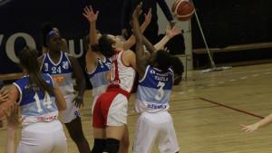 Košarkašice  Jedinstva  bez mnogo problema do novih bodova protiv Igmana