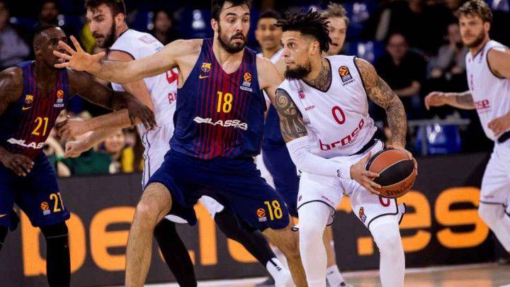 Barcelona bez većih problema savladala Brose Bamberg