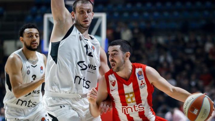 Partizan nije imao snage, Zvezda nakon preokreta u finalu