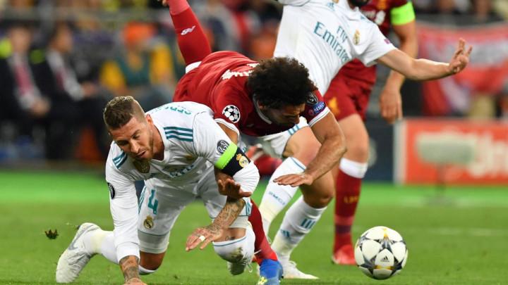Salah otkrio kakvu poruku mu je poslao Ramos nakon utakmice