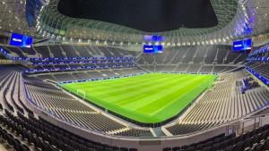 Tottenham u izgradnju stadiona uložio milijardu funti, ali na njemu su bizarne greške