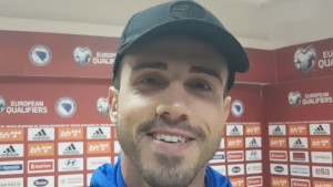 Salanović: Ja sam Bosanac u srcu, sretan sam iako smo izgubili jer su neki čak i navijali za mene