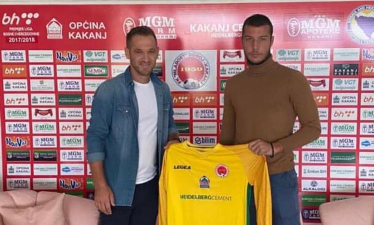 Igor Marković napustio Zvijezdu i potpisao za Mladost
