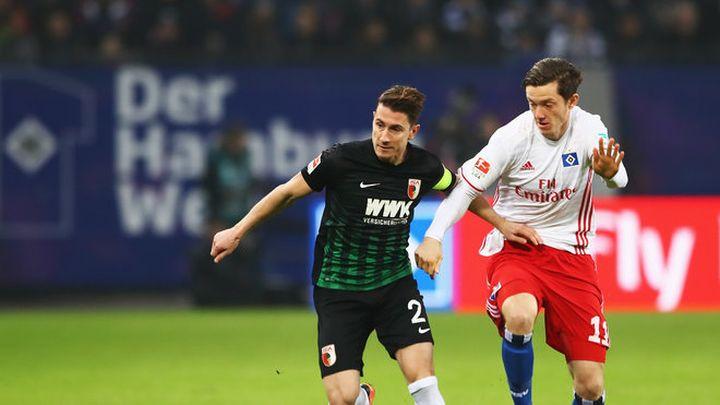 Augsburg doveo dva ofanzivca