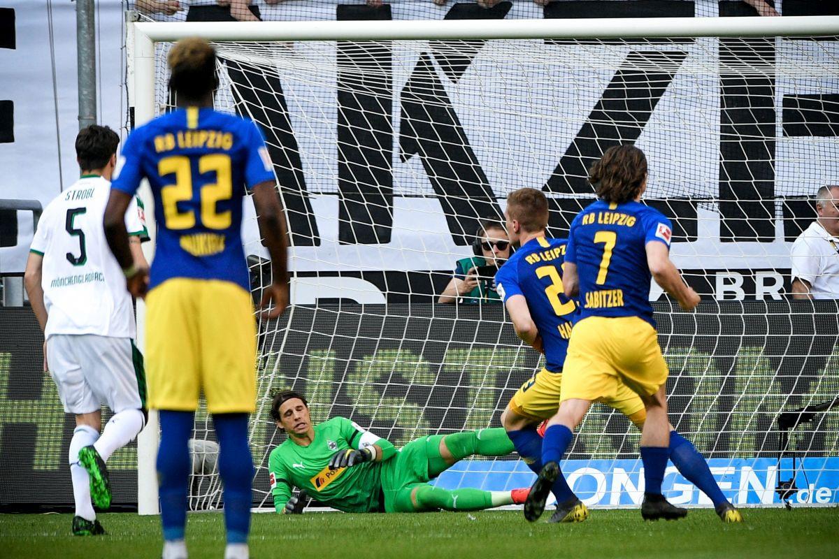 Leipzig nastavio sa sjajnom formom i ponovo se približio Dortmundu na samo pet bodova
