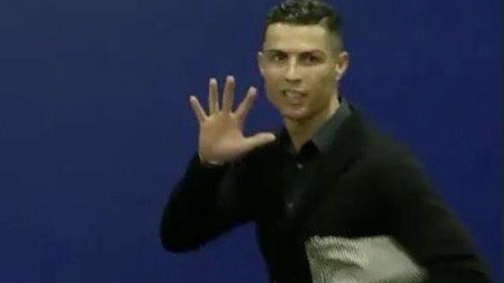 Cristiano Ronaldo provocirao i nakon utakmice, a ovaj put mu iz Atletico Madrida nisu ostali dužni