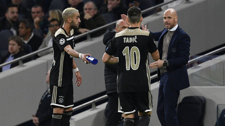 Roma tražila rješenje svojih problema u Amsterdamu, Ajax nije želio ni da čuje