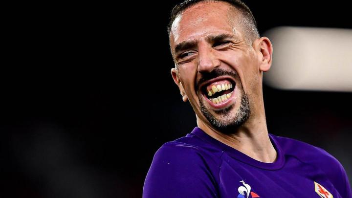 Ribery o ponudi koju je imao: Problem je bio ugovor...