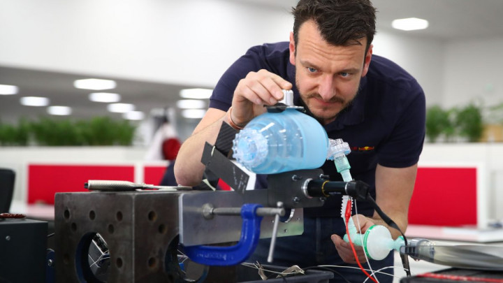 Tvornica Aston Martin Red Bull Racing opet počela proizvoditi F1 vozila