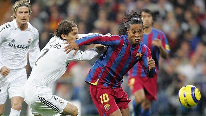 Ronaldinho ponovo u dresu Barce protiv Real Madrida