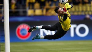 Ako Borussia osvoji titulu golman Burki zaslužuje popriličnu povišicu zbog onog što je napravio