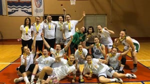 Košarkašice Banovića  odbranile titulu  Kupa Bosne i Hercegovine!