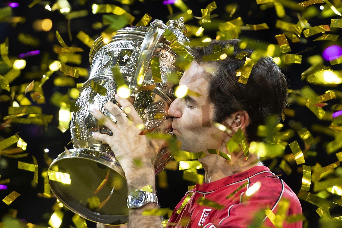 Federer otkazao učešće na prvom ATP kupu