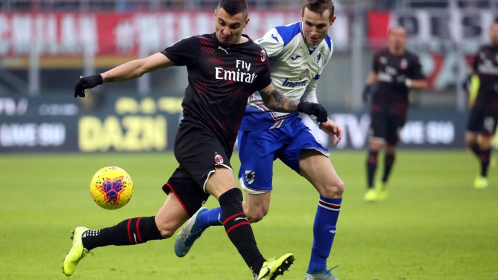 Milan blizu dovođenja novog pojačanja, Rade Krunić može ići
