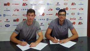 Pajić i Zlomislić potpisali ugovore sa HKK Zrinjski
