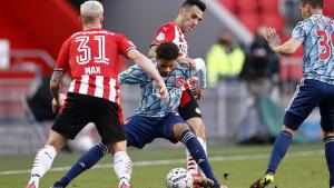 Drama u holandskom derbiju: Remi u Eindhovenu i penal koji će možda odlučiti prvaka