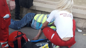 Paklena uvertira za beogradski derbi: Na ulicama tuča, na stadionu nemila scena