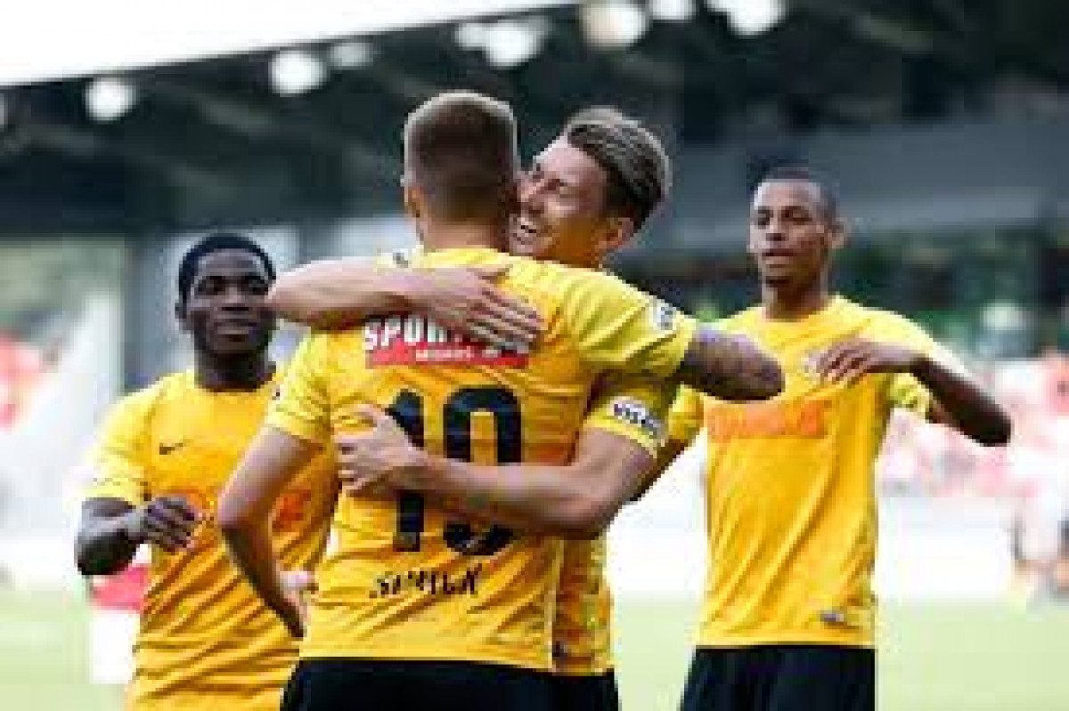 Young Boys sedam kola prije kraja osvojio 13. naslov u Švicarskoj