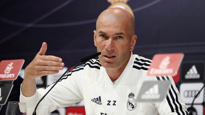 Zidane opet ponizio Balea