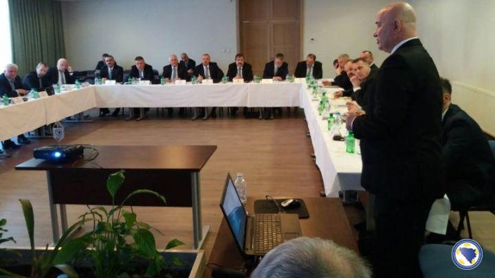 Održani seminari za delegate BH Telecom Premijer lige