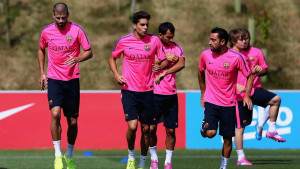 Bio je prestravljen na debiju za Barcelonu, a onda mu je Xavi dao savjet koji i danas pamti