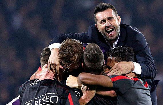 Bečlije četvrti austrijski klub u grupnoj fazi Lige prvaka