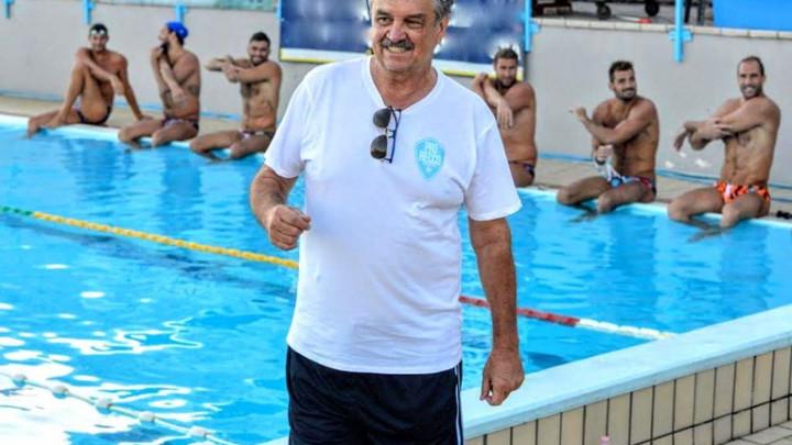 Ratko Rudić nakon 28 godina  vratio se vaterpolu